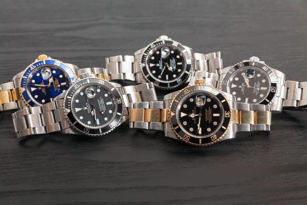 Rolex Submariners