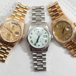 Rolex Presidential Watches