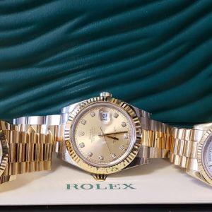 Rolex-DayDates