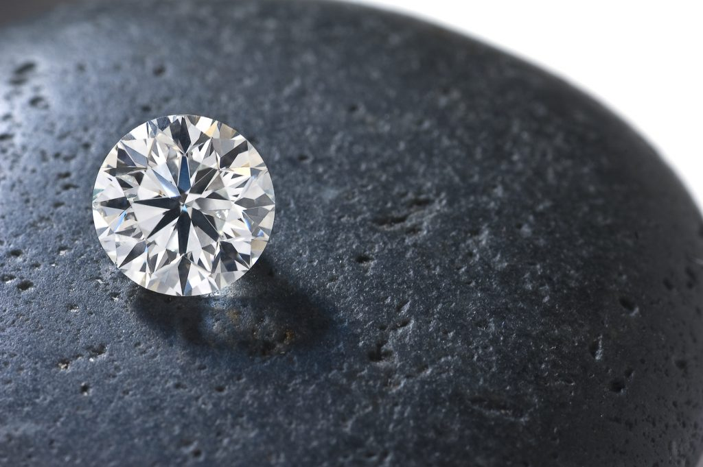 Modern Round Brilliant Diamonds