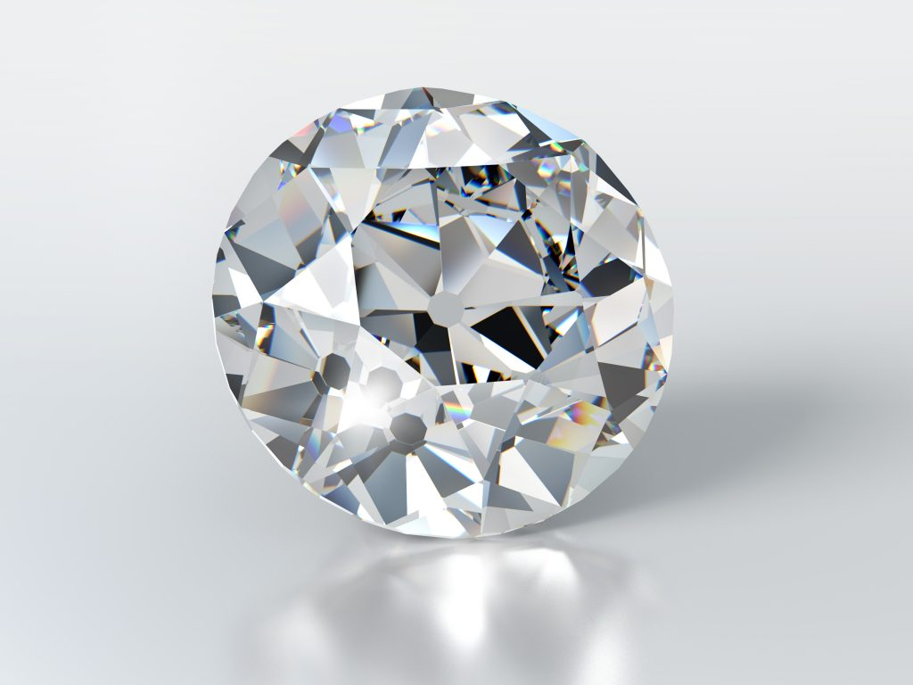 Old European Diamond