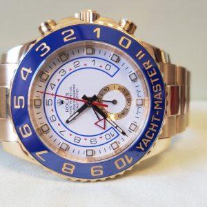 Rolex-Yatchmaster-Gold