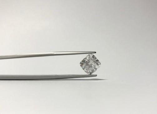 3.03ct Cushion Cut Diamond