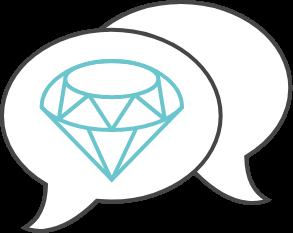Speechbubble-Icon