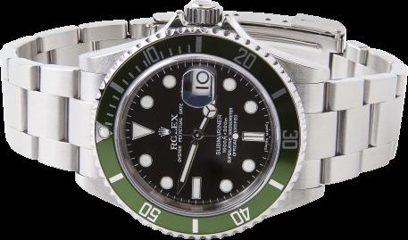 Rolex Hulk - Submariner Date
