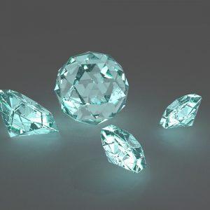 Diamond selling