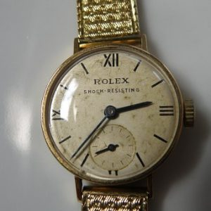 Pre-owned-Rolex